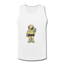Load image into Gallery viewer, Bomb Disposal - Men's Premium Tank - white
