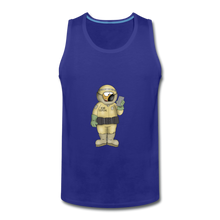 Load image into Gallery viewer, Bomb Disposal - Men's Premium Tank - royal blue