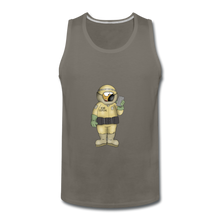 Load image into Gallery viewer, Bomb Disposal - Men's Premium Tank - asphalt gray