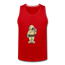 Load image into Gallery viewer, Bomb Disposal - Men's Premium Tank - red