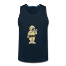 Load image into Gallery viewer, Bomb Disposal - Men's Premium Tank - deep navy