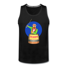 Load image into Gallery viewer, Retro Freakshow Poster - Men's Premium Tank - black