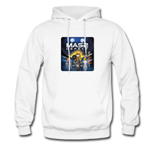 Load image into Gallery viewer, Mass Defect - Men's Hoodie - white