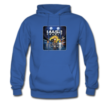 Load image into Gallery viewer, Mass Defect - Men's Hoodie - royal blue