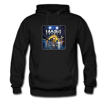 Load image into Gallery viewer, Mass Defect - Men's Hoodie - black