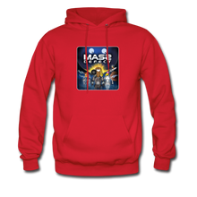 Load image into Gallery viewer, Mass Defect - Men's Hoodie - red