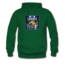 Load image into Gallery viewer, Mass Defect - Men's Hoodie - forest green
