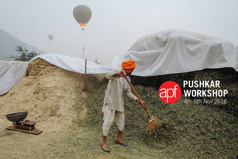 APF Pushkar Workshop, 4th-6th Nov
