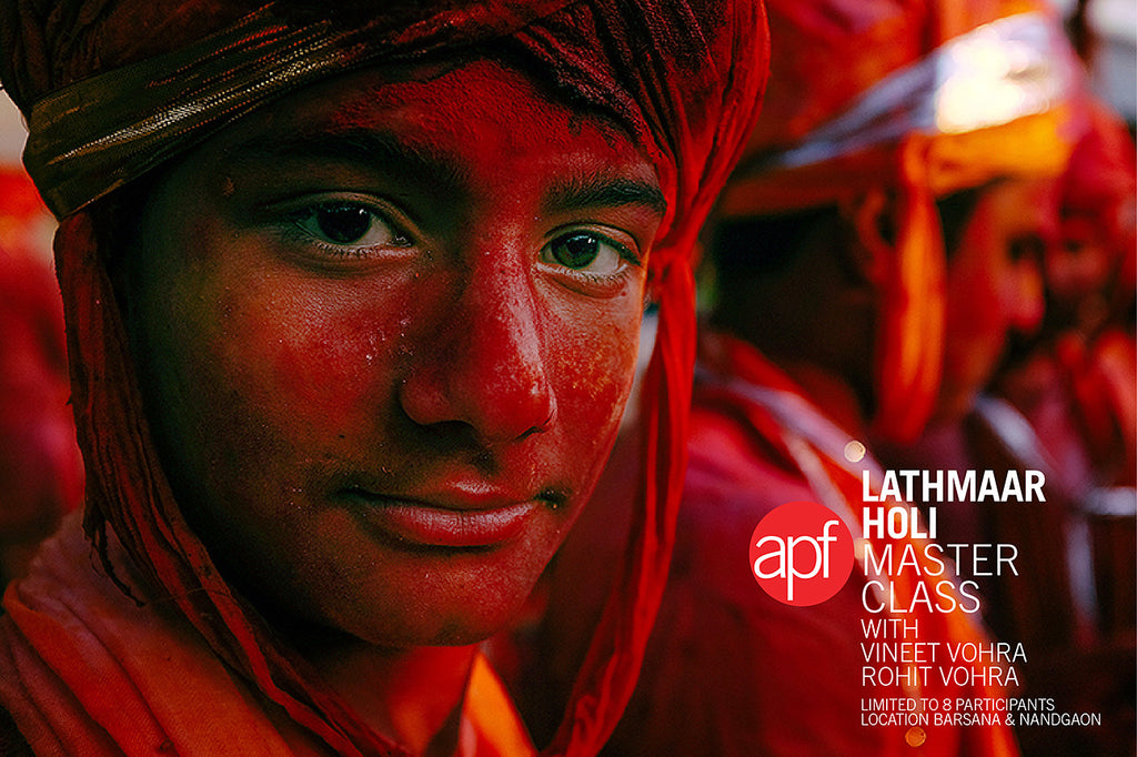 APF Lathmaar Holi Master Class, 6th-8th Mar 2017, Including transfer/ Lodging/ Food