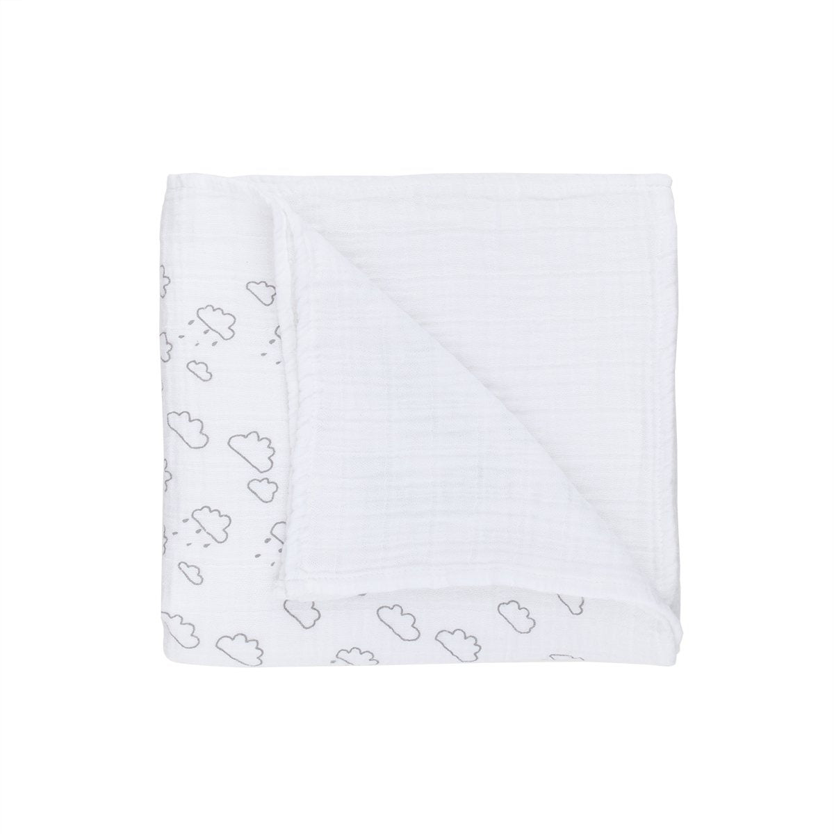 Happy Rain Baby Swaddle - JD Ann Bees