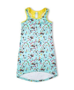 GYM CAT DRESS - JD Ann Bees