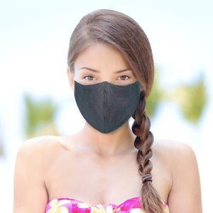 Open image in slideshow, Organic Cotton Face Mask