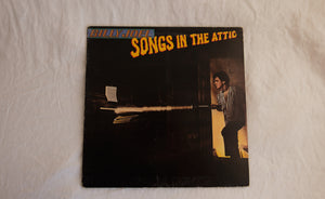 Songs in the Attic LP by Billy Joel