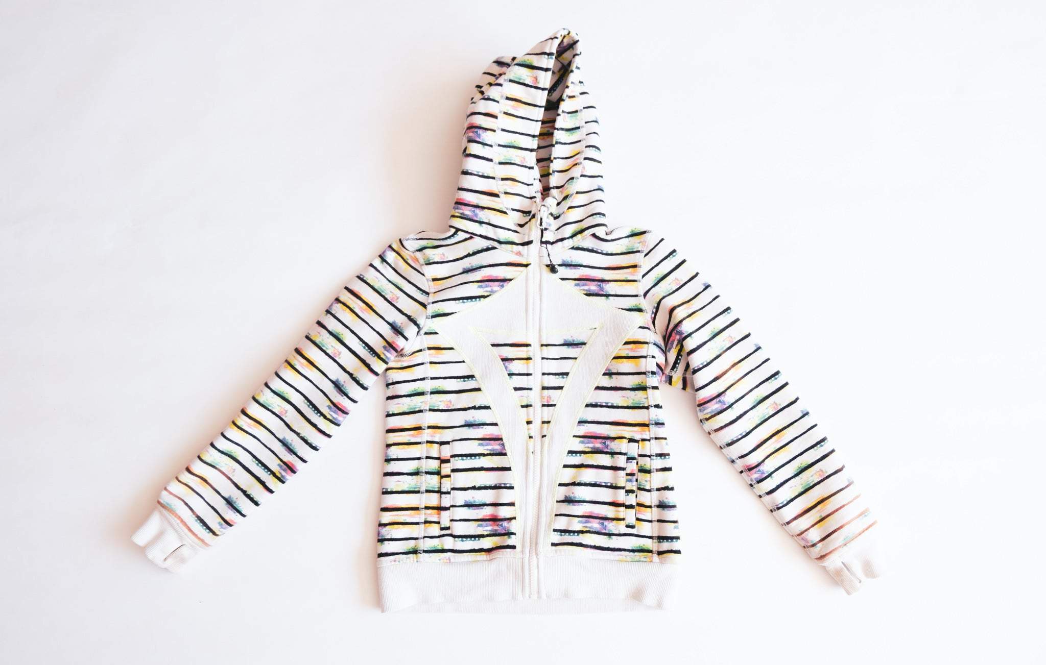 Tie-Dye Zip up