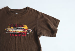 Virtual Racing Graphic T-Shirt