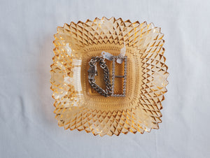 Antique Display Dishes Set