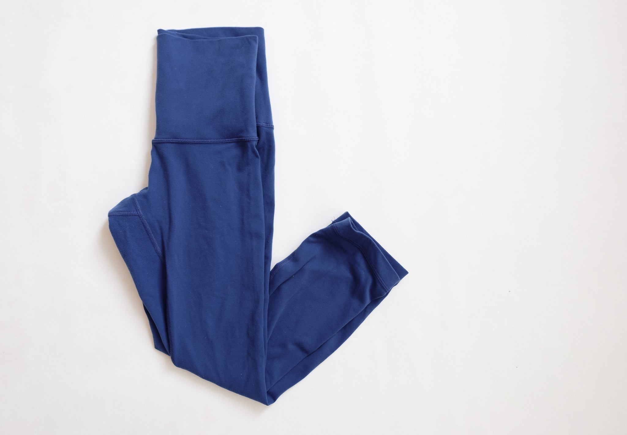 Cobalt Blue Lulu Lemon Leggings