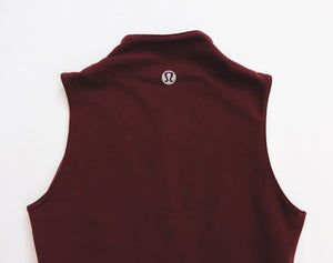 Lulu Lemon Burgundy Tank