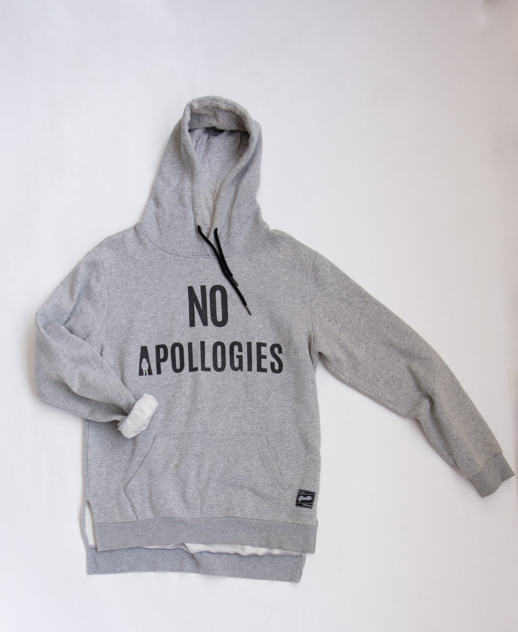 No Apollogies Pull Over
