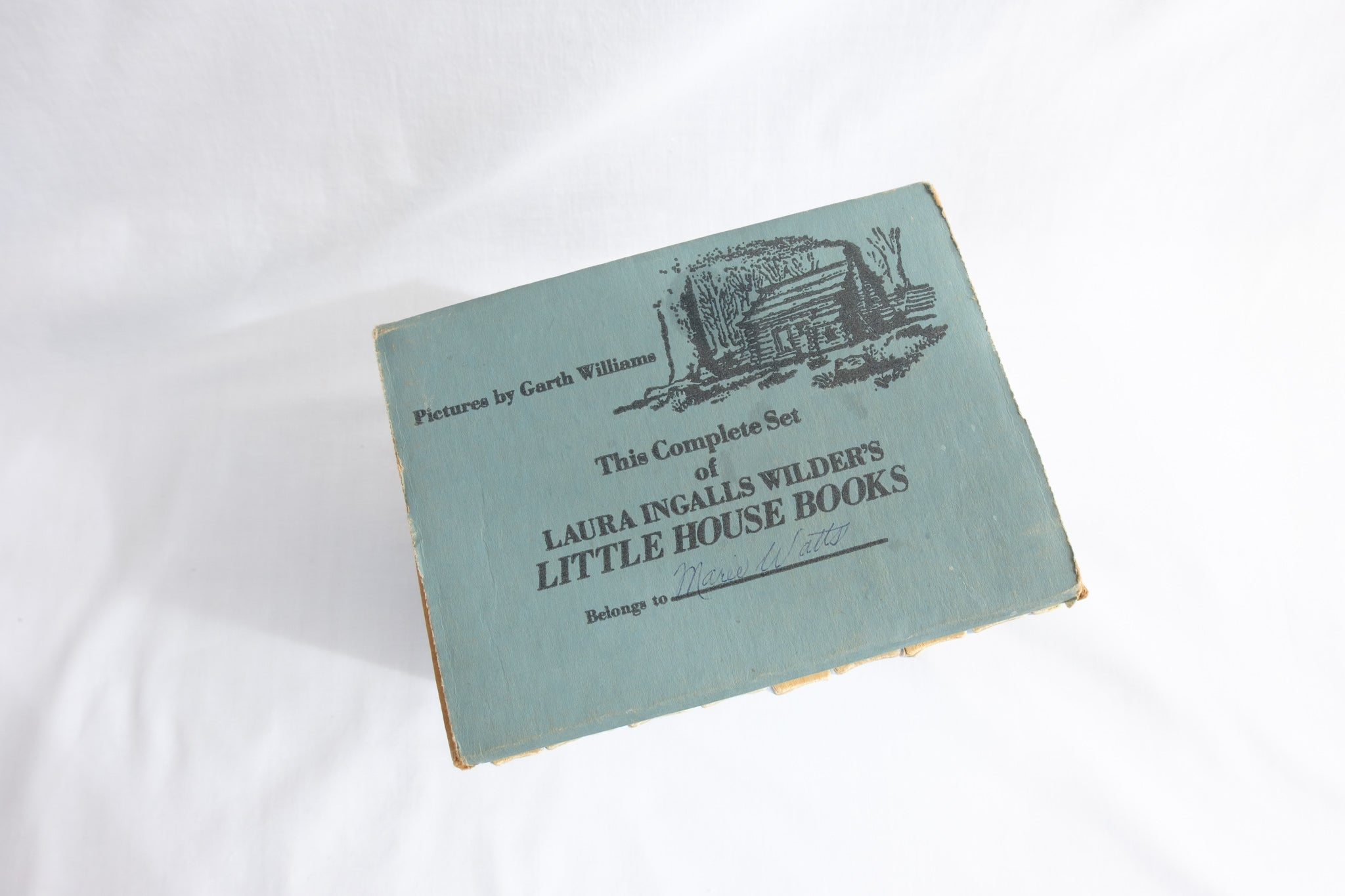 Little House on the Prairie Complete Set