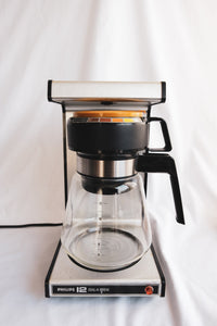 Retro Coffee Machine