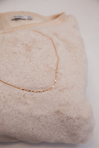 Delicate Gold Necklace