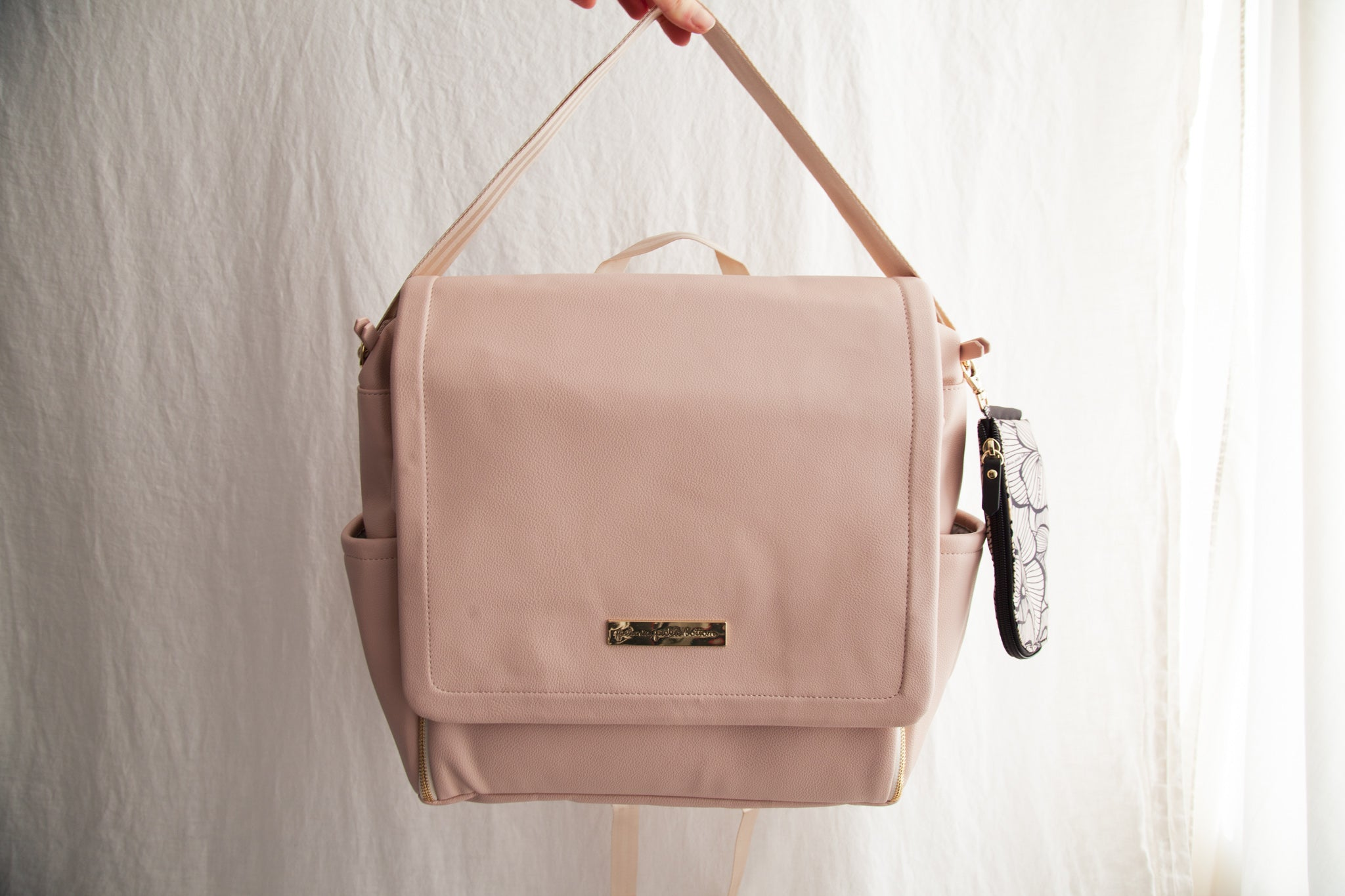 Blush Diaper Backpack