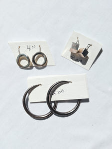 The Business Casual Earring Set