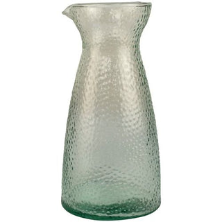 HAMMERED GLASS IBIZA PITCHER 1500ml