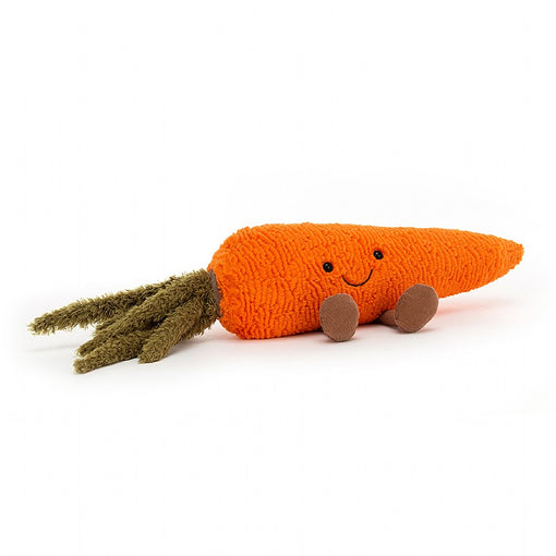 AMUSEABLE CARROT ... Healthy hugs for all!
