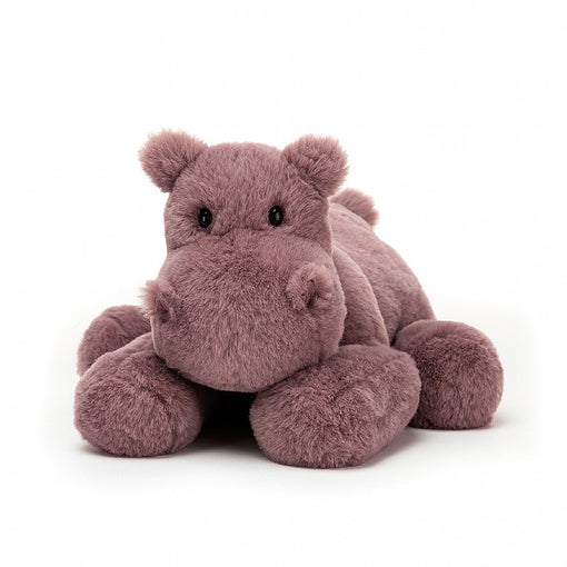 HUGGARDY HIPPO, MEDIUM ... What a lotta hippopotamus!