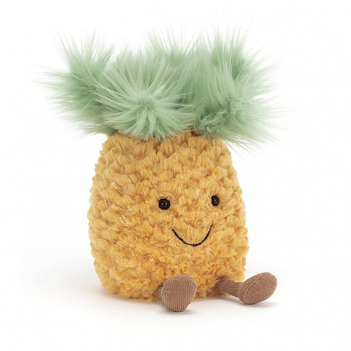 AMUSEABLE PINEAPPLE, SMALL - A funny fruit friend for you!