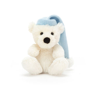 POPPET POLAR BEAR ... Bear! Where? Here!