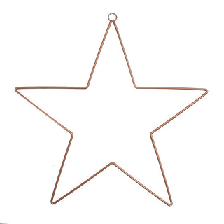 COPPER STAR FRAME