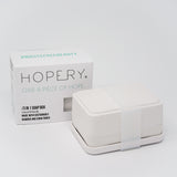 WHITE 3 in 1 SOAP BOX by HOPERY