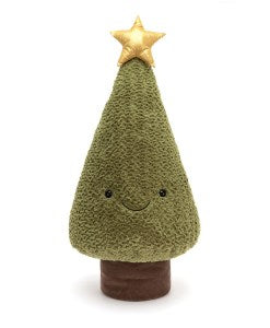 AMUSEABLE CHRISTMAS TREE, SMALL ... No mess, just merriment!