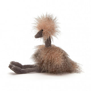 ODETTE OSTRICH BIG ... She's one ossome bird!