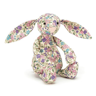 BLOSSOM TULIP BUNNY, TINY ... Cottontail capers with this little pal!