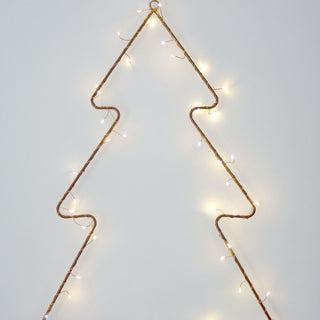 COPPER CHRISTMAS TREE FRAME