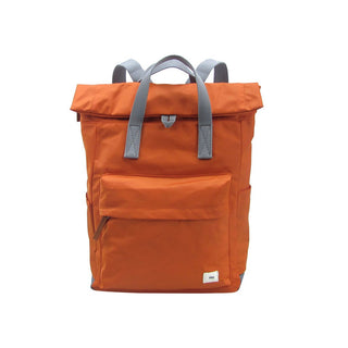 BURNT ORANGE ROKA CANFIELD B MEDIUM RUCKSACK