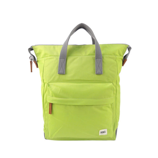 LIME ROKA BANTRY B MEDIUM RUCKSACK