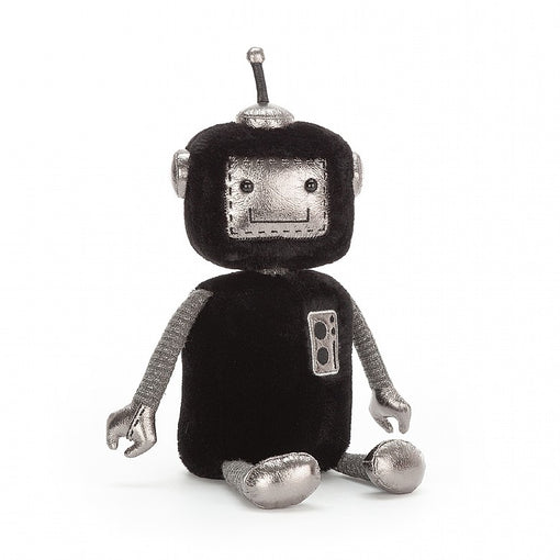 JELLYBOT LITTLE ... Roll out the silver carpet!
