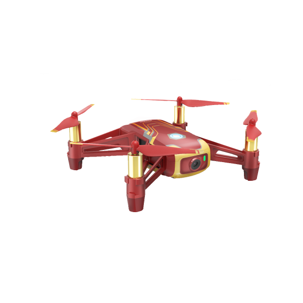 DJI RYZE Drone Tello Iron Man Edition
