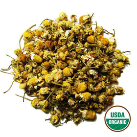 Organic Chamomile Bulk (by the pound)