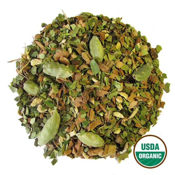 Organic Chai Mate Wholesale (by the pound)  -  Loose Leaf Tea  -  Full Leaf Tea Company