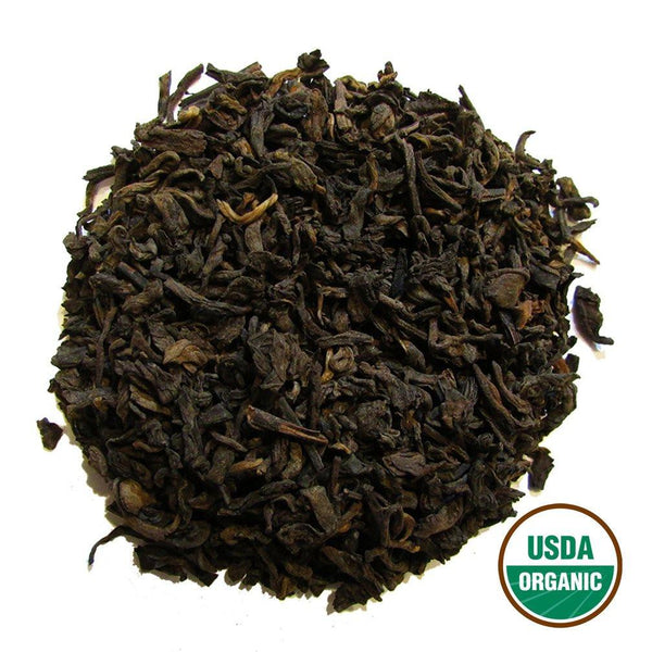 Organic Pu-Erh Wholesale (by the pound)  -  Loose Leaf Tea  -  Full Leaf Tea Company