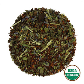 Organic Relieve Stress Tea Bulk (by the pound)