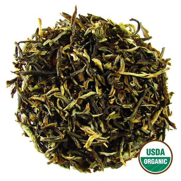 Organic White Monkey Wholesale (by the pound)  -  Loose Leaf Tea  -  Full Leaf Tea Company