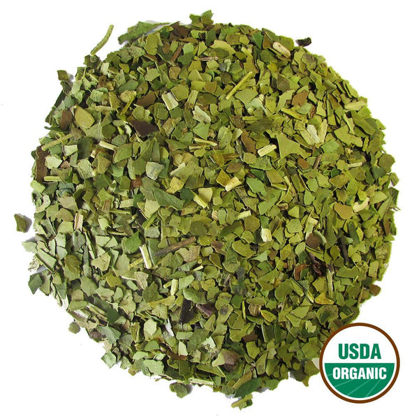 Organic Yerba Mate Wholesale (by the pound)  -  Loose Leaf Tea  -  Full Leaf Tea Company