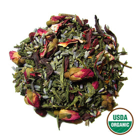 Organic Pink Tea Bulk (by the pound)